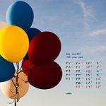 تقویم خرداد ماه (مجموعه والپیپر – تصاویر پس زمینه برای دانلود)