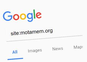 جستجو با گوگل