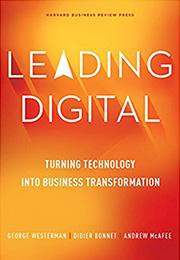 کتاب تحول دیجیتال وسترمن