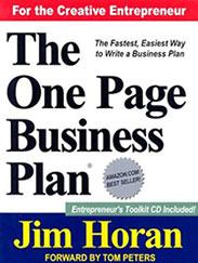 خلاصه کتاب طرح تجاری یک صفحه ای