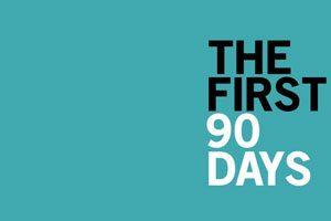 خلاصه کتاب ۹۰ روز نخست یک مدیر