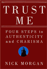 کتاب به من اعتماد کن - برای افزایش کاریزما در ارتباطات شخصی و شغلی