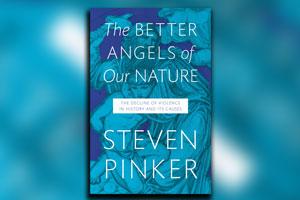 کتاب فرشتگان نیکوتر سرشت ما (استیون پینکر)