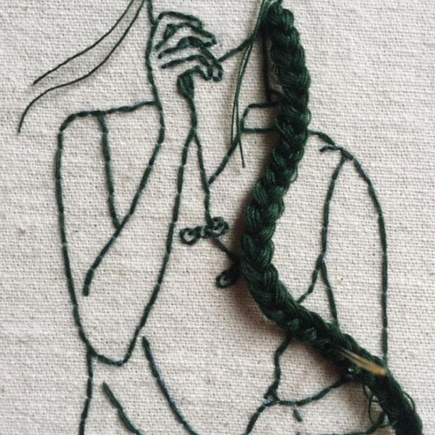 گلدوزی شینا لیام