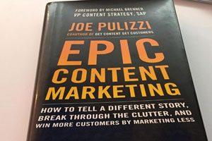 بازاریابی محتوا و پرسونای مخاطب - جو پالیتزی