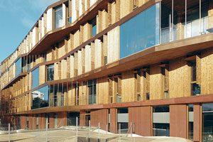 ساختمان ها و سازه های چوبی
