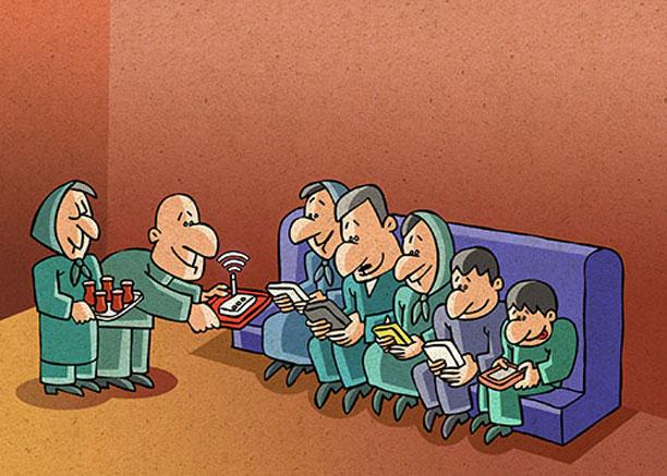 محمود نظری - کارتونیست