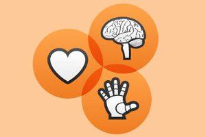 طبقه بندی بلوم - حوزه شناختی - حوزه احساسی - حوزه حرکتی