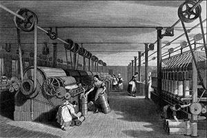 انقلاب صنعتی چه بود؟