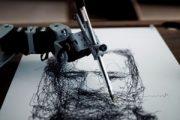 پاتریک ترست و رباتهای نقاش