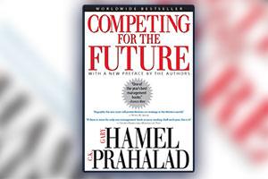 کتاب رقابت برای آینده - گری همل - پراهالاد