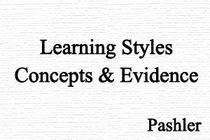 تحقیق در مورد سبک های یادگیری و نقد آنها