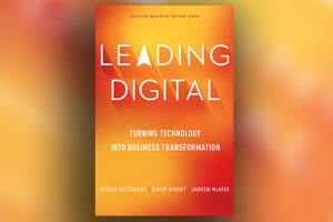 کتاب تحول دیجیتال - کتاب رهبری دیجیتال