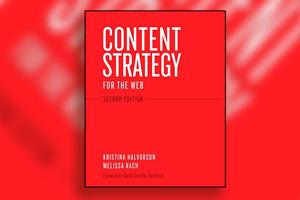 کتاب استراتژی محتوا برای وب - نوشته کریستینا هالورسون