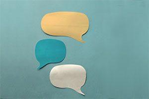 رفتارهای مربوط به گوش ندادن