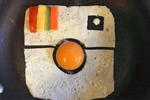 خلاقیت با تخم مرغ