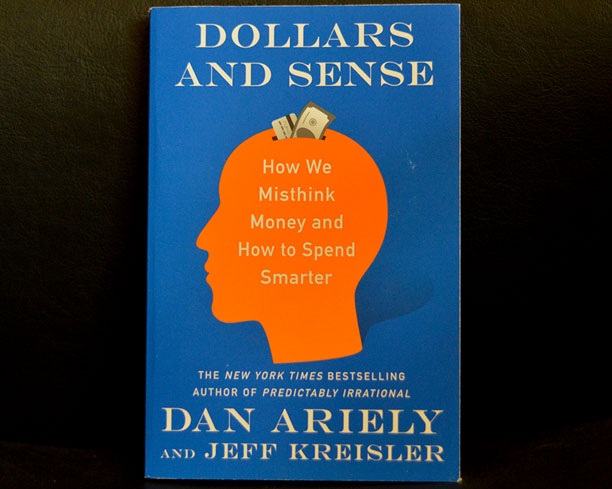 Dan Ariely Dollars and Sense Book Cover