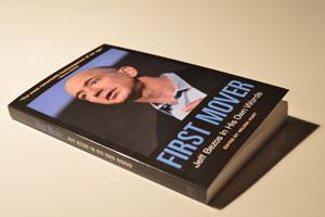 جلد کتاب First Mover یا پیشگام - جمله هایی از Jeff Bezos