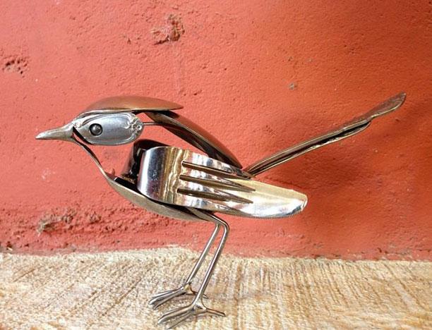 کاردستی ساده با فلز