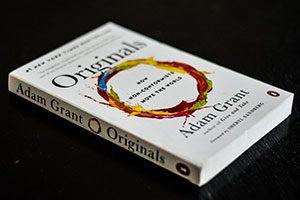 کتاب نوآفرینی - اوریجینالز - نوشته آدام گرنت
