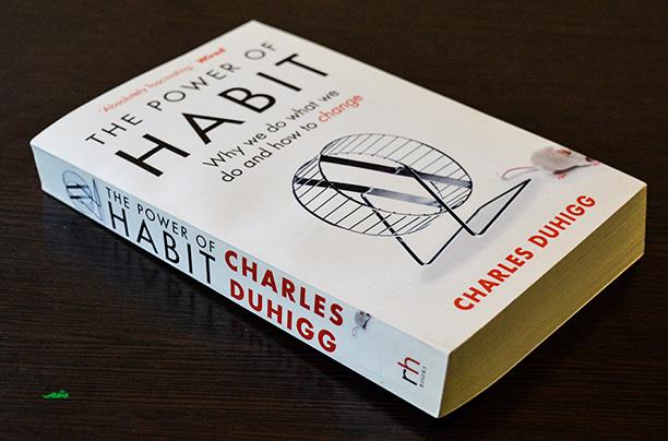 کتاب قدرت عادت - نوشته چارلز داهیگ