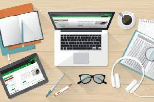 آموزش الکترونیکی و یادگیری الکترونیکی