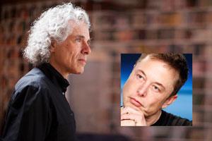 ایلان ماسک و استیون پینکر - خطرات هوش مصنوعی