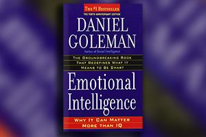 کتاب هوش هیجانی - نوشته دانیل گلمن
