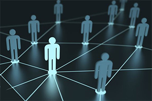 تاریخچه شبکه اجتماعی انسانی و تعریف آن