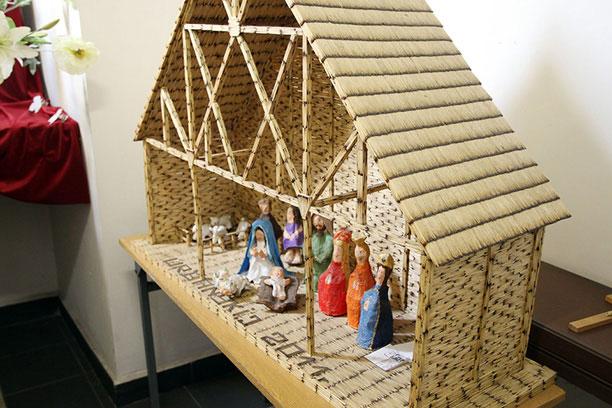 ساخت کاردستی با چوب کبریت با ایده های جدید و خلاقانه
