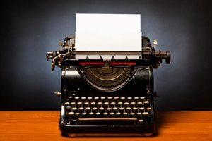 کتاب یادداشتهای یک ماشین تحریر عمومی