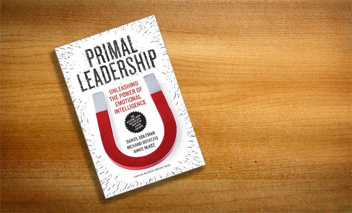 کتاب هوش هیجانی در رهبری و مدیریت سازمانی
