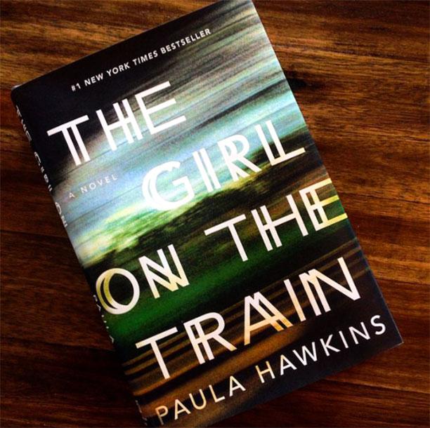 کتاب دختری در قطار - نوشته پائولا هاوکینز