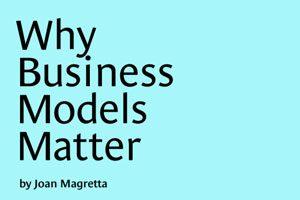 اهمیت مدل کسب و کار (مقاله و فایل PDF برای دانلود)