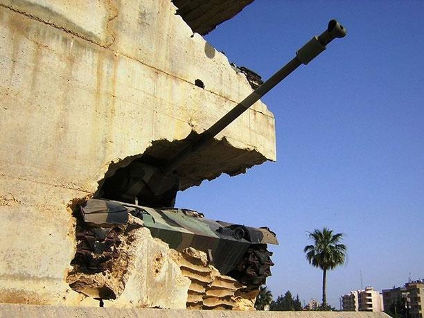 مجسمه صلح در لبنان