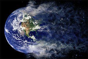 مایکل کرایتون - انسان نمیتواند زمین را نابود کند