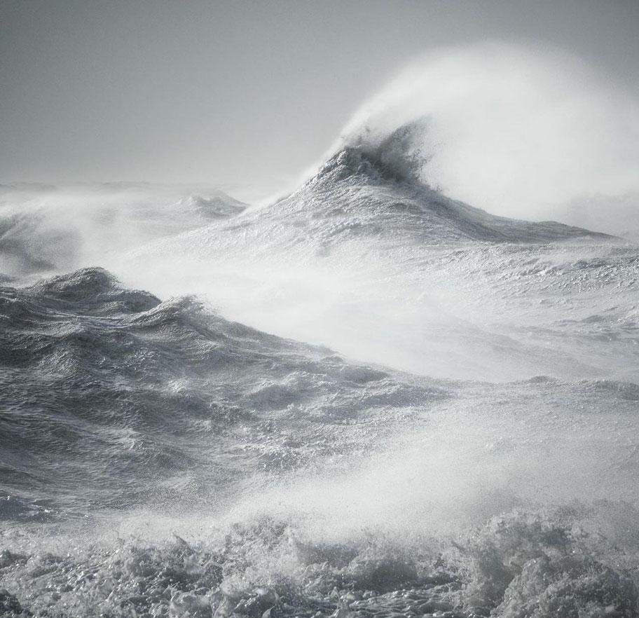 عکس موج