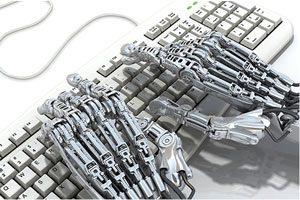 روباتهای نویسنده