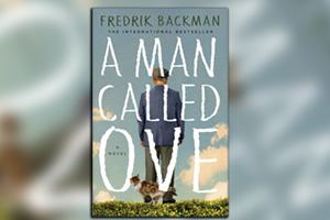 کتاب مردی به نام اوه - نوشته نویسنده سوئدی فردریک بکمن
