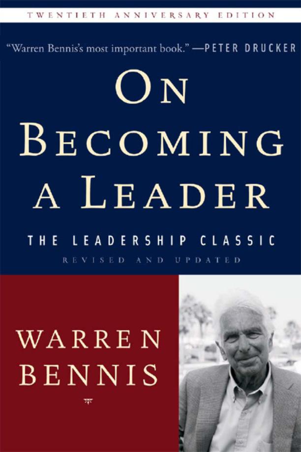 وارن بنیس تفاوت مدیریت و رهبری را در کتاب درباره رهبر شدن مطرح کرده است