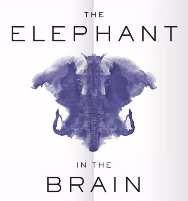 The Elephant in the Brain - Book Cover