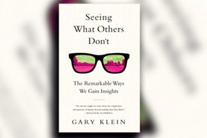 کتاب بینش - دیدن آنچه دیگران نمیبینند - گری کلین