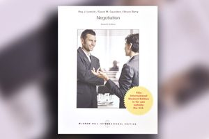 کتاب مذاکره لوییکی و ساندرز