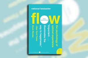 کتاب غرقگی - کتاب Flow - میهای چیک سنت میهایی