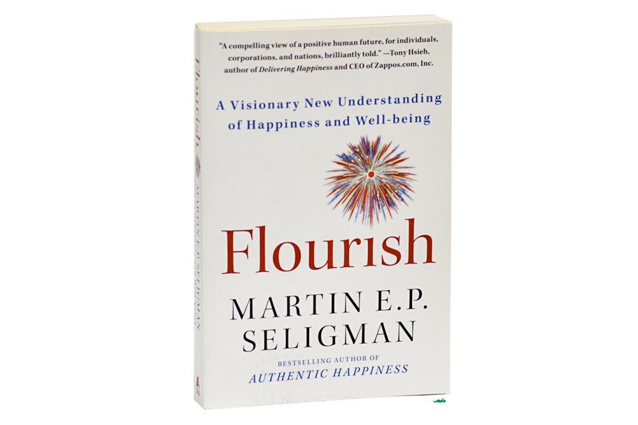 کتاب شکوفایی - روانشناسی مثبت گرا - مارتین سلیگمن