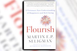 کتاب شکوفایی روانشناسی مثبت گرا - مارتین سلیگمن - ترجمه به فارسی دارد