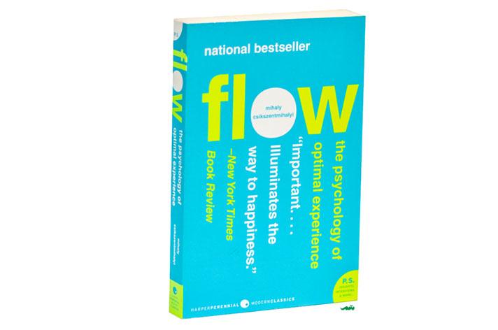 کتاب غرقگی - کتاب Flow - روانشناسی تجربه بهینه یا اوج تجربه - نوشته میهای چیک سنت میهای