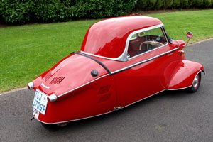 حباب خودرو - Bubble Car
