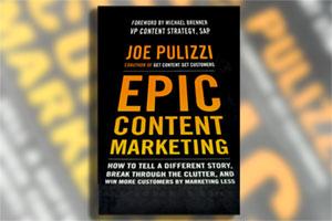 کتاب بازاریابی محتوایی - جو پولیتزی