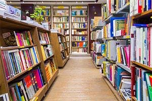 نمایشگاه کتاب و کتابفروشی ها